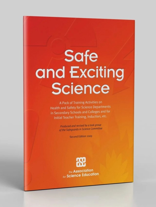Safe Adn Exciting Science