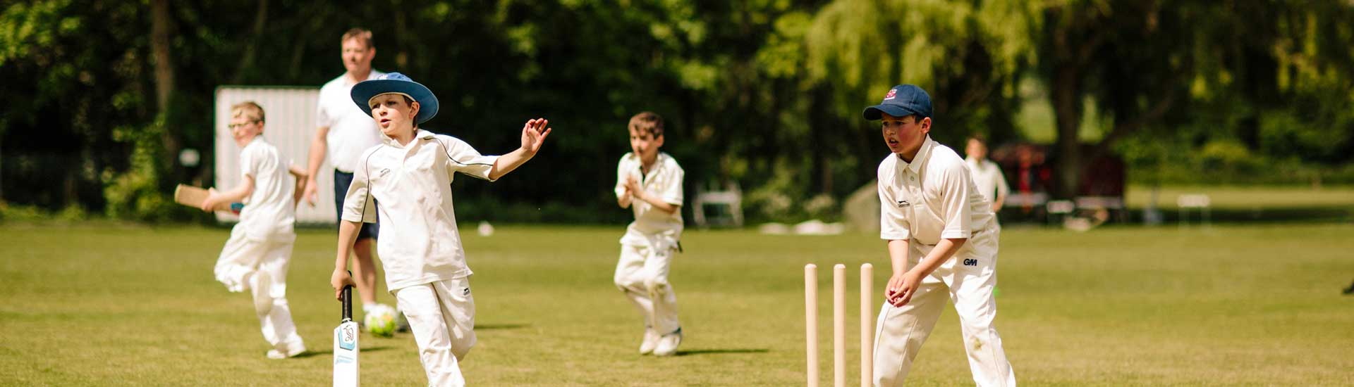 Mill Hill School - Cricket