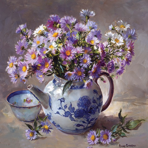Anne Cotterill Fine Art Flower Prints And