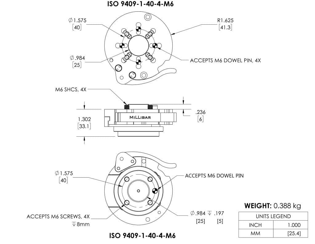 MTC-40-40 · Millibar Robotics