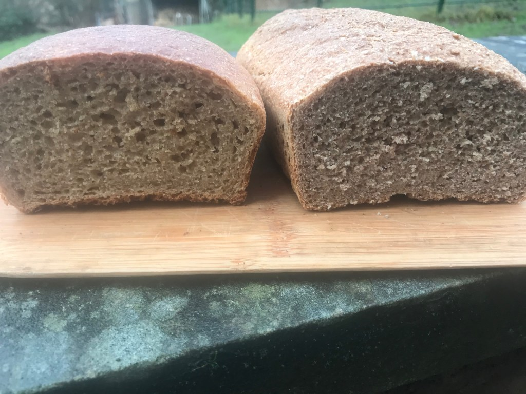 Miller choice freshly milled loaves