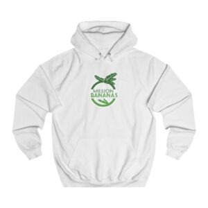 Unisex College Hoodie for Sale Online | Million Bananas