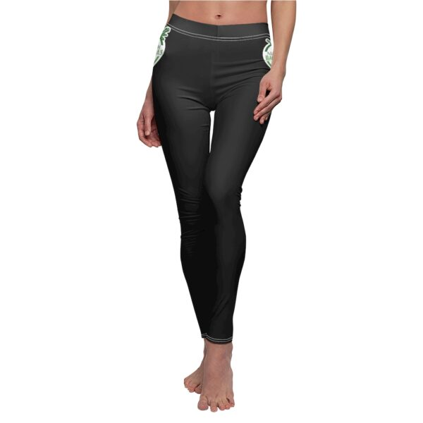 Women's Cut & Sew Casual Leggings | Million Bananas