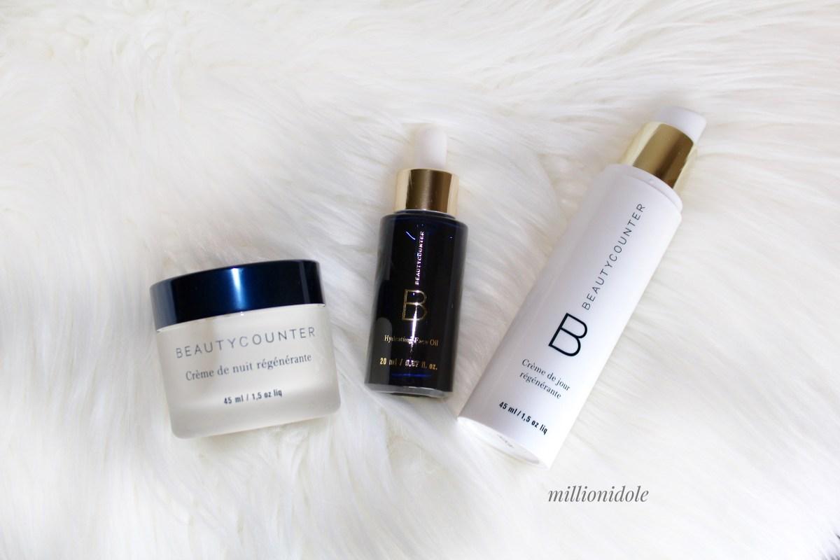 Beautycounter | Rejuvenating Day Cream, Night Cream and Hydrating Oil