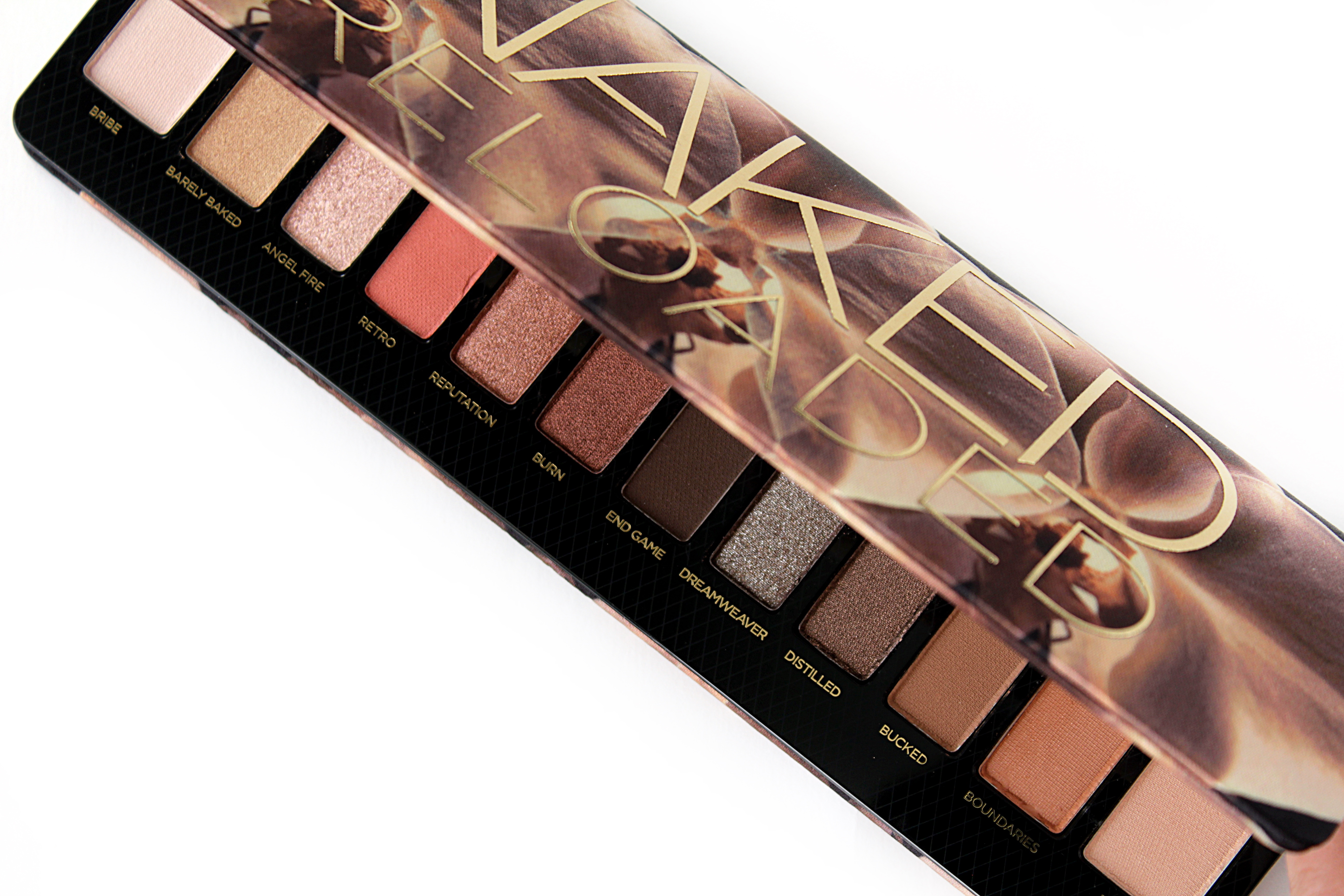 Urban Decay Reviews, Swatches and Pictures on Makeup and