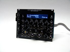 ZDSP Custom Black Panel