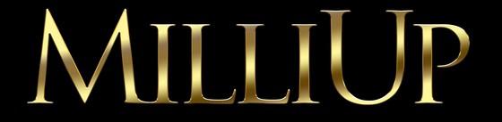 MilliUp LLC text logo