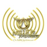 MilliUp Radio On MilliUp!dotcom! white