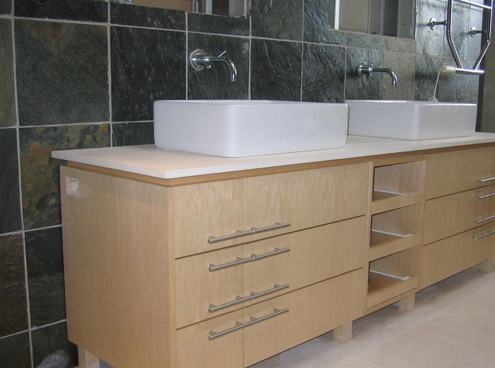 double bowl kitchen sink small appliances photos of custom bathrooms | mississauga, brampton ...