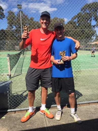 Mill Park Tennis Club   Club Championship