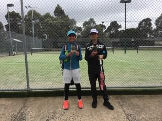 Mill Park Tennis Club   Club Champs Singles B Grade Mens 2019