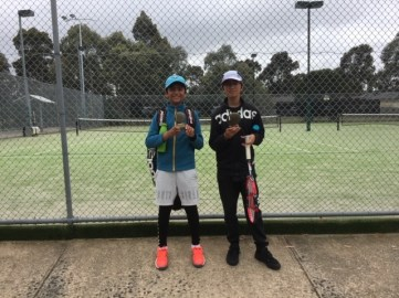 Mill Park Tennis Club | Club Champs Singles B Grade Mens 2019