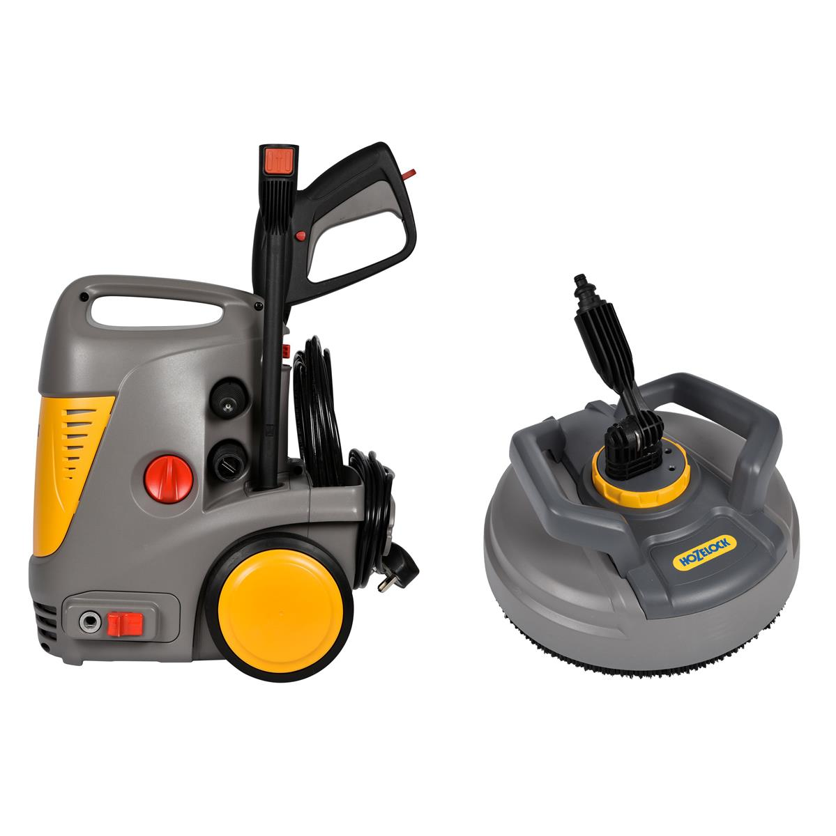 hozelock pico power pressure washer and patio cleaner attachment