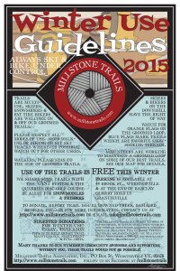 MTA Winter Use Guidelines 2015