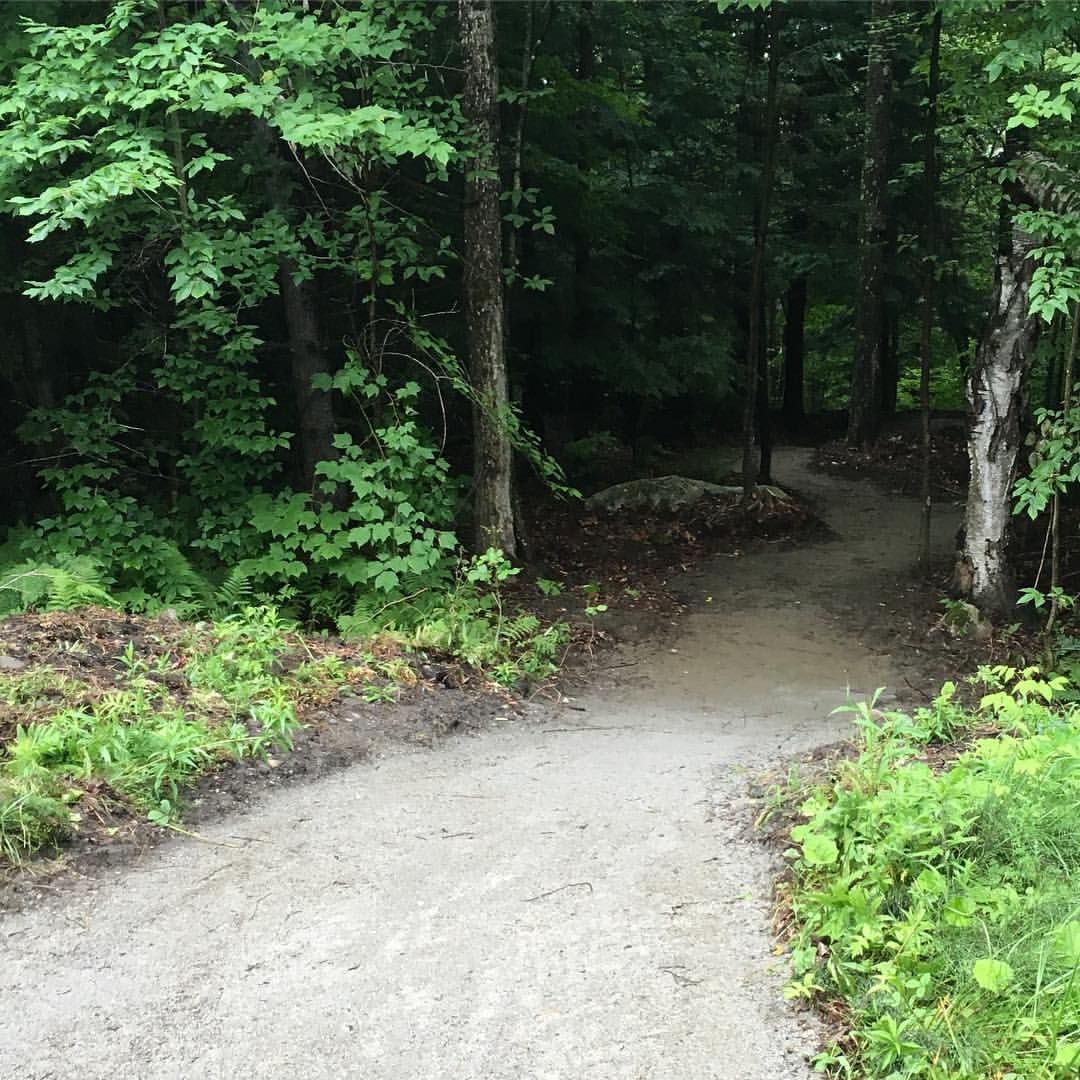 New Trail Nearing Completion