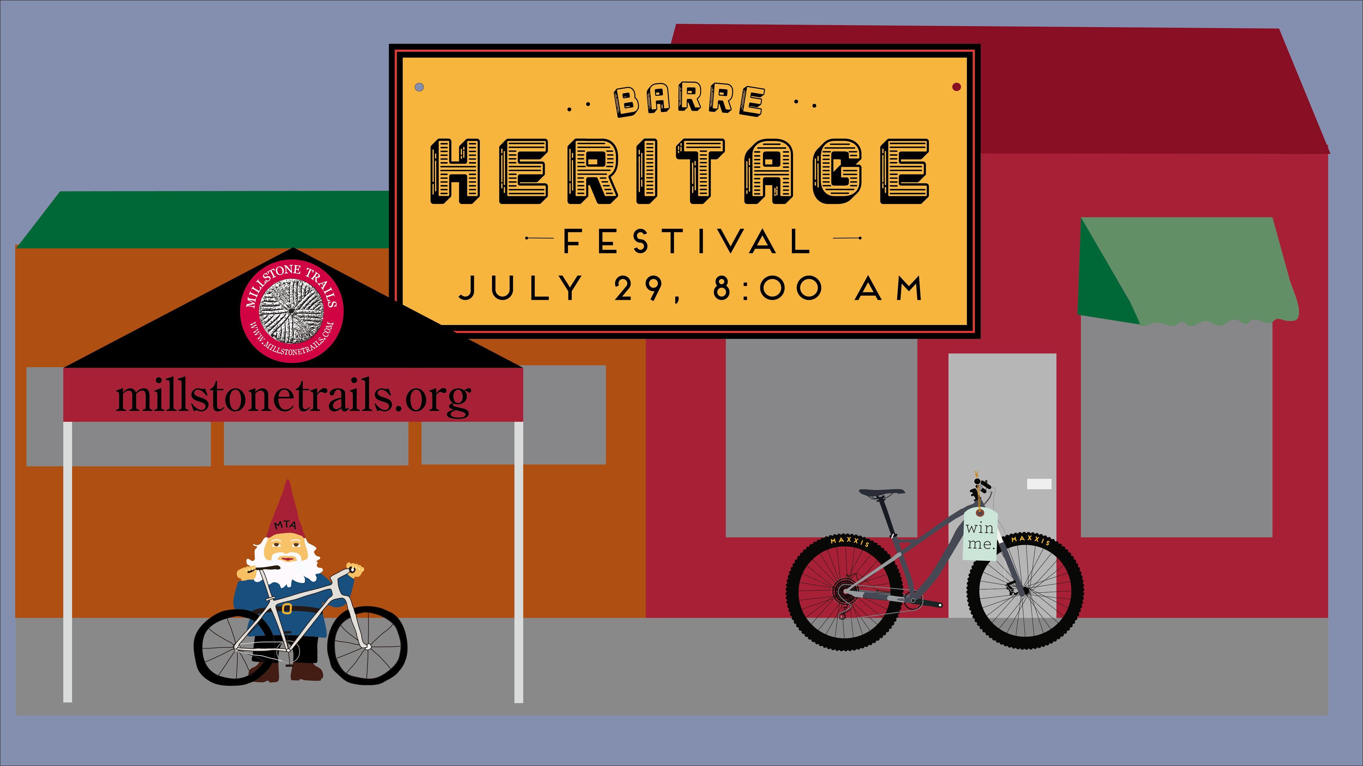 MTA at Barre Heritage Festival