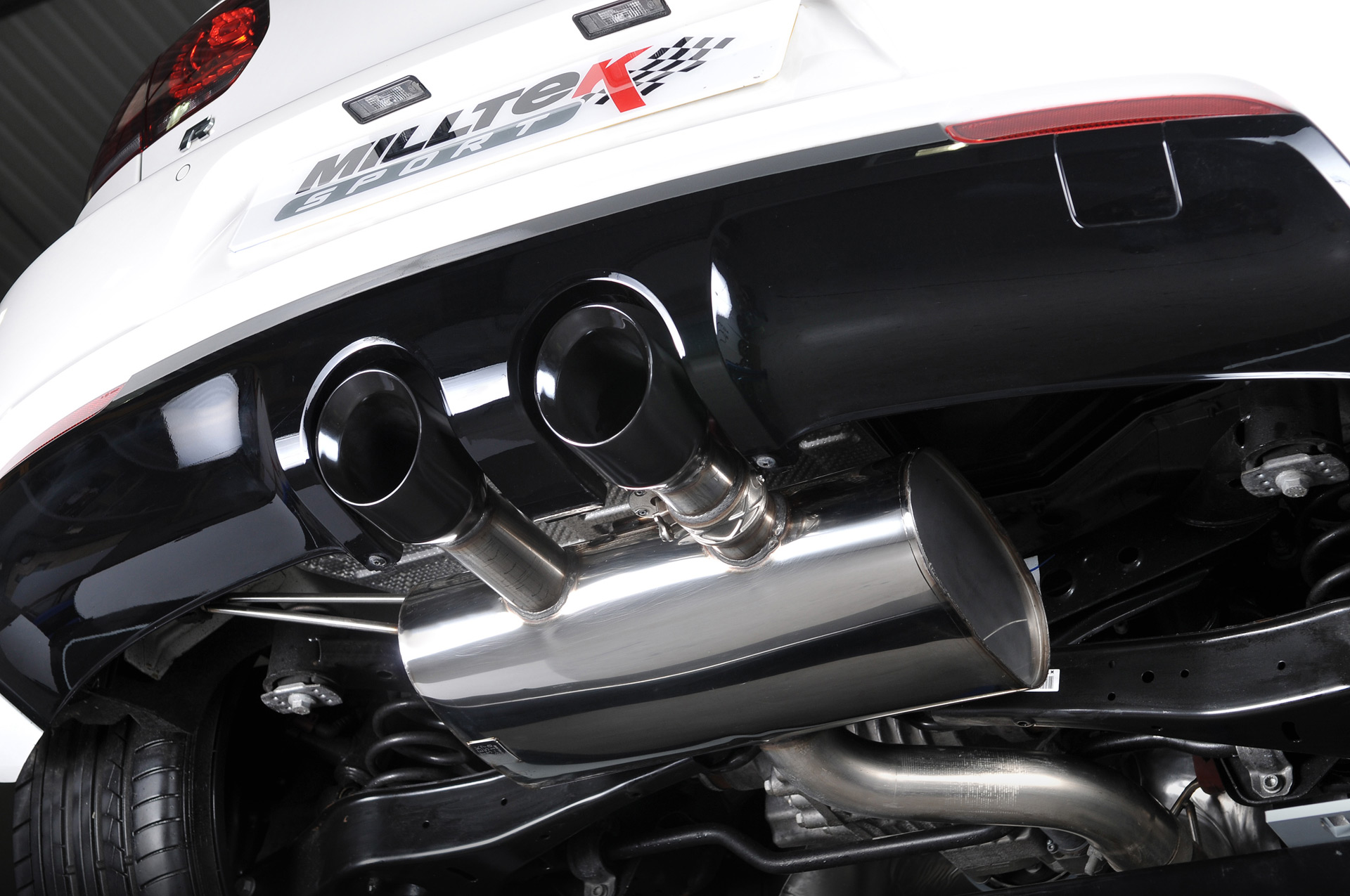 milltek sport performance exhaust systems