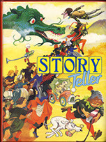 Story Teller Binder