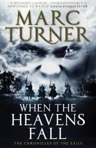 Book cover for When the Heavens Fall