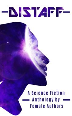 E-Book Cover for Distaff