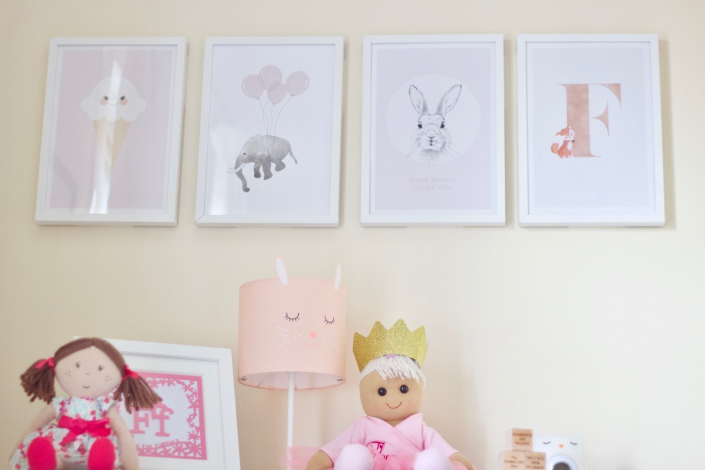 Transforming our Toddler's Bedroom