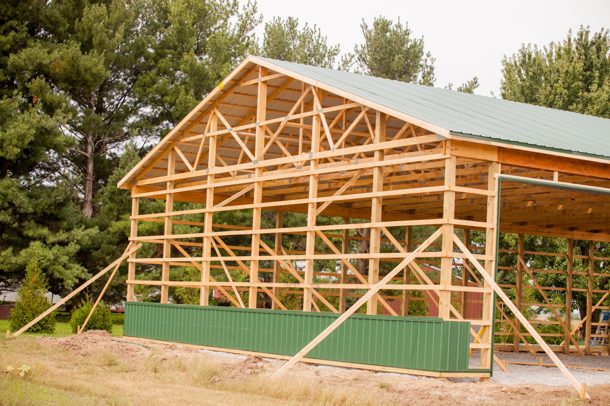 hight resolution of pole barn terms explained part 1