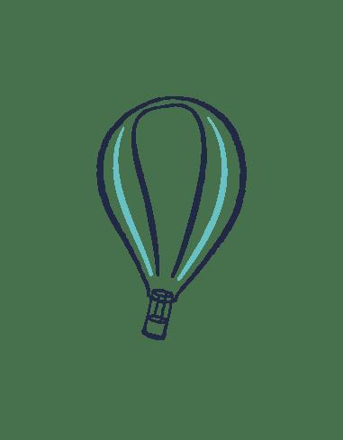 Yorkshire Balloon Fiesta rebranded ident