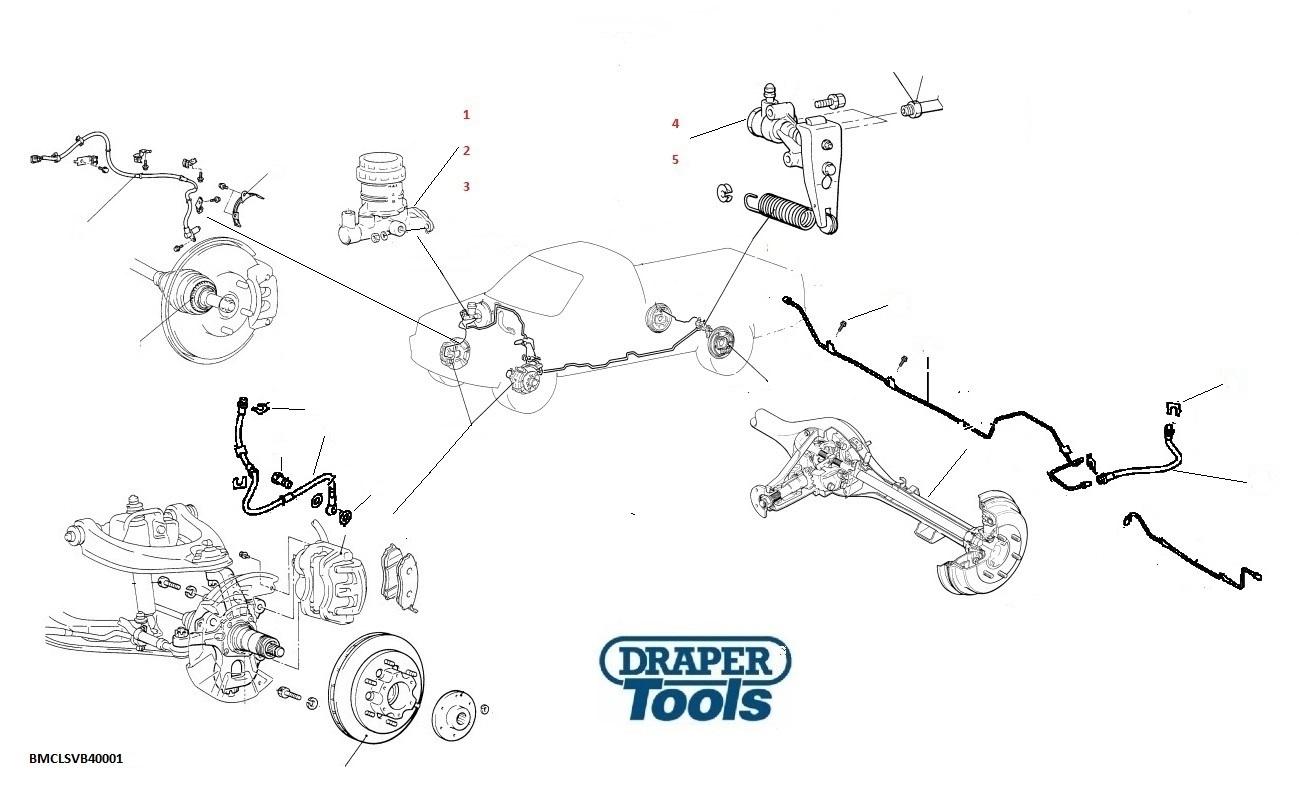 Brake Master Cylinders & Load Sensing Valves for