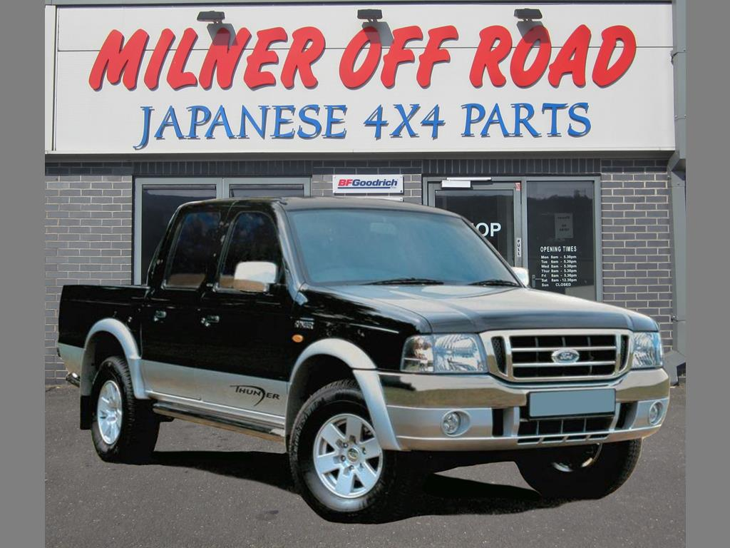 ford ranger parts spares accessories