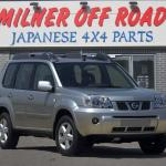Nissan X Trail Parts Spares Accessories Milner Off Road