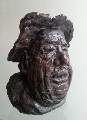 Vieil homme au visage boursoufflé et bouffi, #MichelSimon #frenchactor