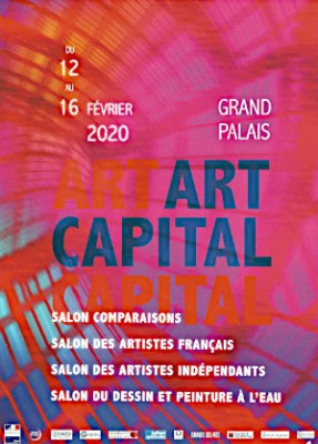 <big>Grand Palais art exhibition</big>