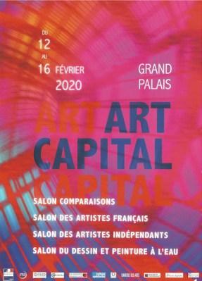 Art Capital - Grand Palais - février 2020