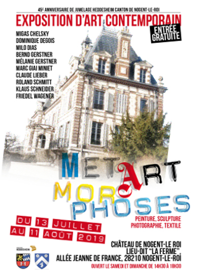 Exposition franco-allemande de Nogent-le-Roi (2019)