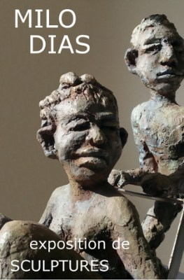 Exposition Milo Dias au Château de Roussillon