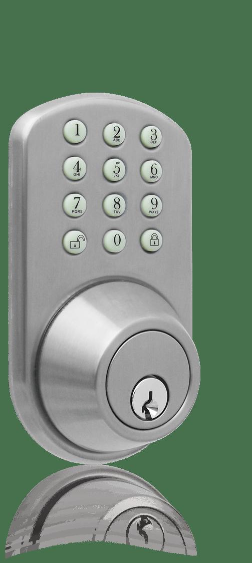 Keypad Door & All In One Keyless Keypad Fingerprint