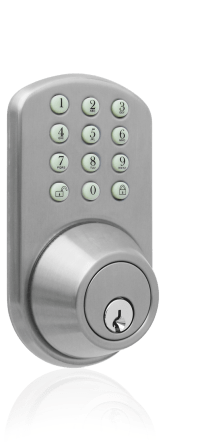 Keypad Door & All In One Keyless Keypad Fingerprint