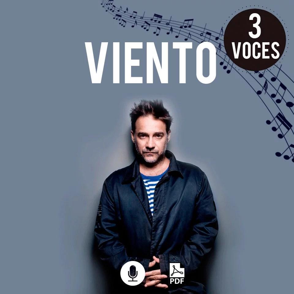 Partitura para coro de Vicentico a 3 voces y otras partituras corales argentinas en pdf gratis www.MiloLagomarsino.com
