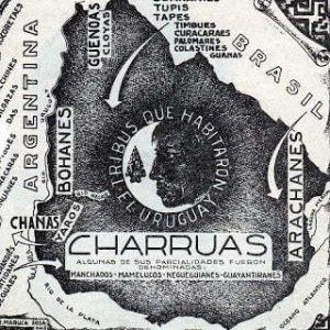 indigenas en uruguay