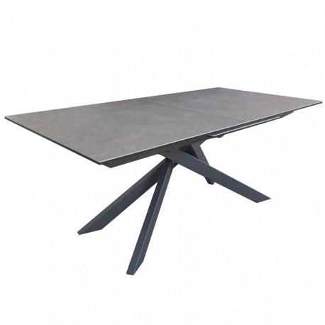 table rectangle extensible anna 1 allonge milome