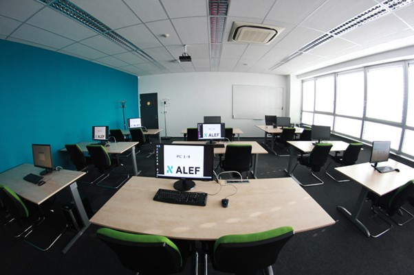 Cisco kurz od Alef Training Center