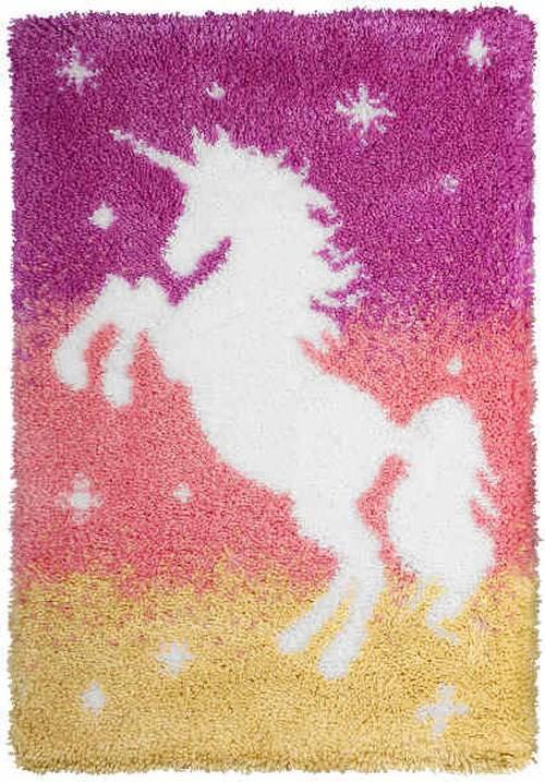 kit tapis point noue 50 x 74 5 cm la