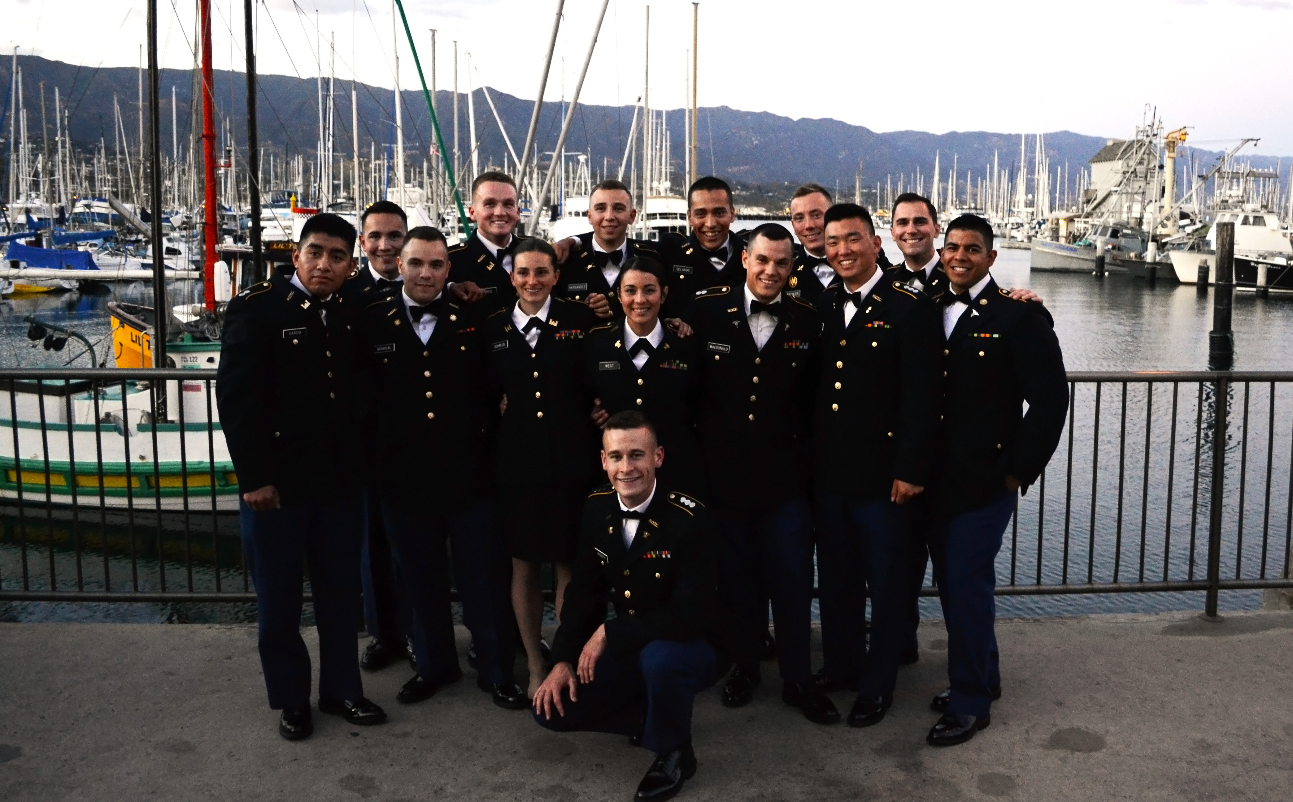 ROTC Military Ball  Department of Military Science  UC