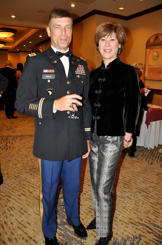 Pierre Claeyssens Veterans Military Ball  Department of