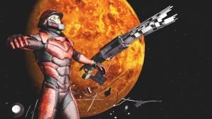 SpaceSkeleton
