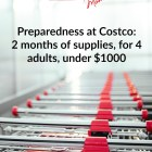 preparedness at costco