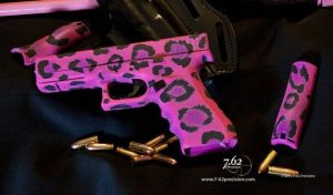pinkgun