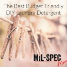 best DIY laundry detergent