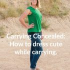 concealed carrying