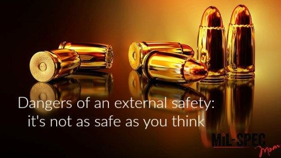 dangers of external safety